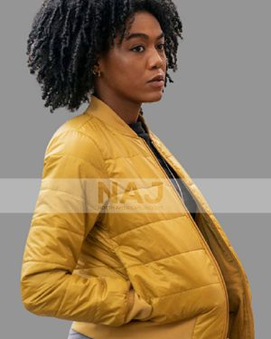 Nia Holloway The Republic of Sarah AJ Johnson Yellow Jacket