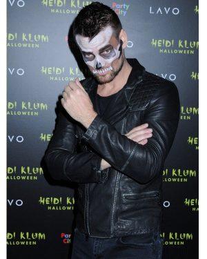 American Singer Adam Lambert Halloween Party Jacket