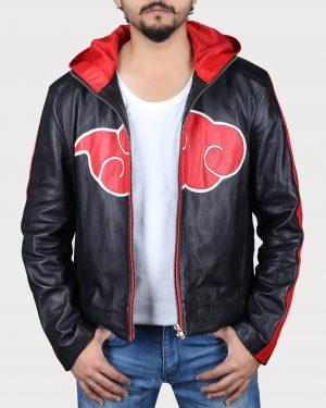 Naruto Akatsuki Itachi Uchiha Jacket