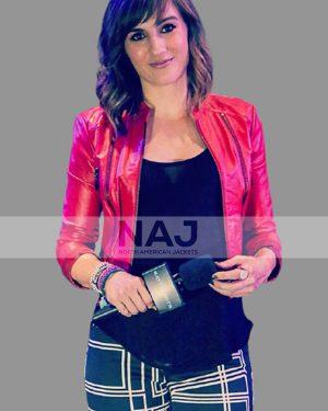 Battlebots Season 01 Alison Haislip Cropped Jacket