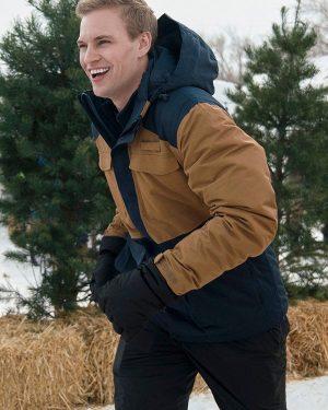 Marshall Williams Amazing Winter Romance Nate Perry Jacket