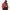 Billie Eilish Singer Orange Puffer Jacket
