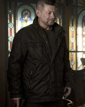 SAS: Red Notice Clements Black Jacket