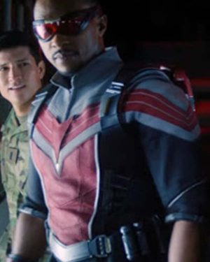 Anthony Mackie The Falcon and the Winter Soldier Falcon Jacket