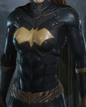 Batgirl-Arkham-Knight-Jacket