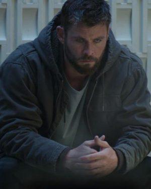 Chris Hemsworth Avengers Endgame Thor jacket