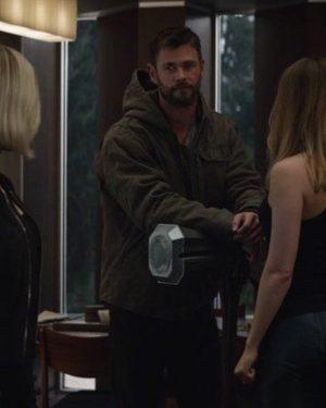 Avengers Endgame Thor Cotton Jacket