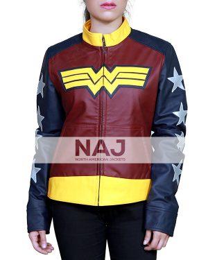 Wonder Women Batman V Superman Dawn of Justice Jacket