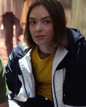 Atypical Brigette Lundy-Paine Hooded Jacket