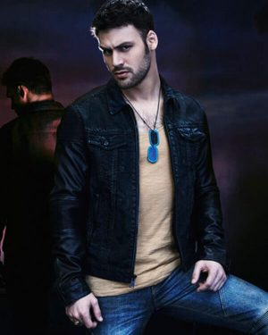 Ryan Guzman Heroes Reborn Leather Jacket