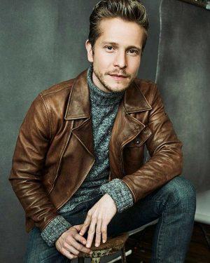 The-Resident-Matt-Czuchry-Brown-Jacket