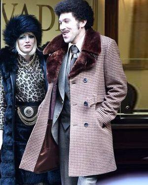 Jasper Cruella Trench Coat