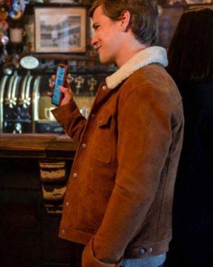 Edgar Thibaud Dash & Lily Leather Jacket