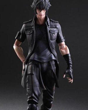 Dissidia Final Fantasy Noctis Lucis Caelum Black Jacket
