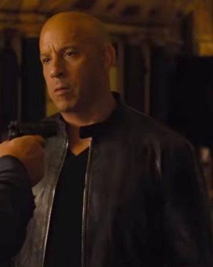 Vin Diesel Fast And Furious 9 Leather Jacket