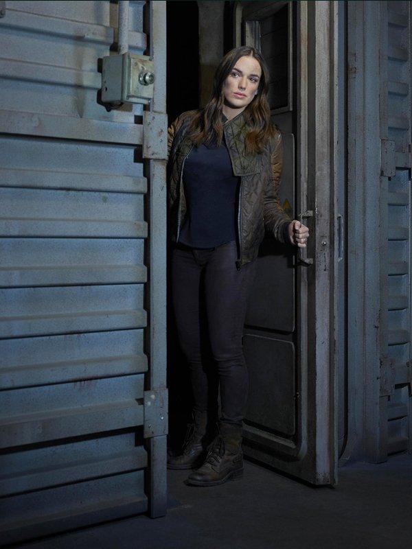 Elizabeth-Henstridge-Agents-Of-Shield-Quilted-Jacket