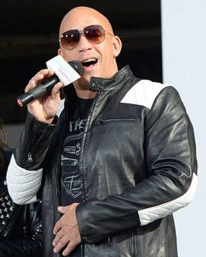 Vin Diesel F9 the Fast Saga Leather Jacket
