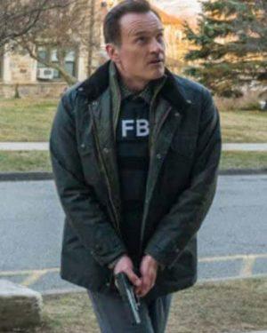Julian McMahon TV Series FBI Most Wanted Agent Jess LaCroix Jacket
