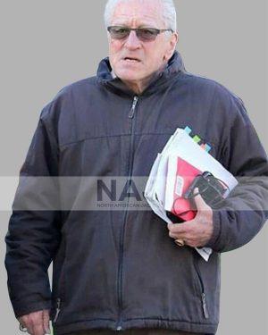 The Irishman 2019 Robert De Niro Cotton Jacket