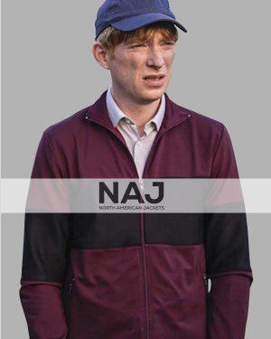 Domhnall Gleeson Frank of Ireland Cotton Jacket