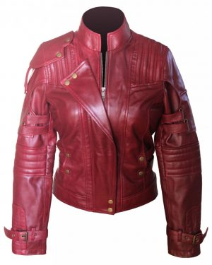 Guardians of the Galaxy Volume 2 Star Lord Jacket for Women