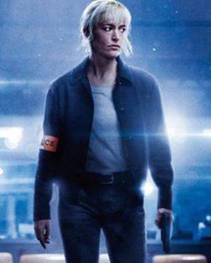 How I Became a Super Hero Lieutenant Cécile Schaltzmann Black Jacket