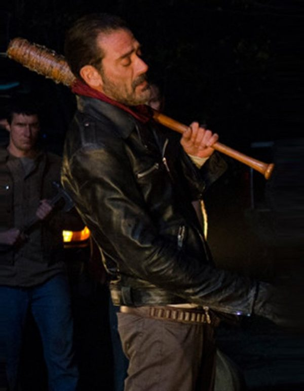 Negan The Walking Dead Leather Jacket