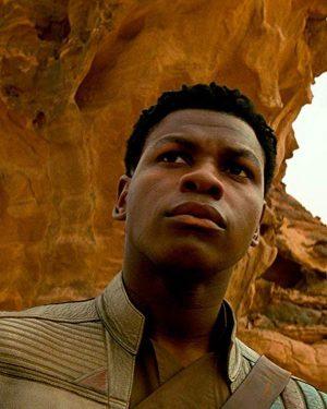 John Boyega Star Wars the Rise of Skywalker Leather Vest