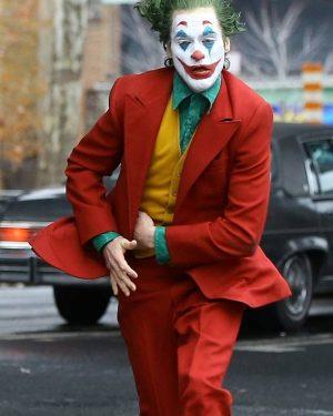 Arthur Fleck Joker Suit