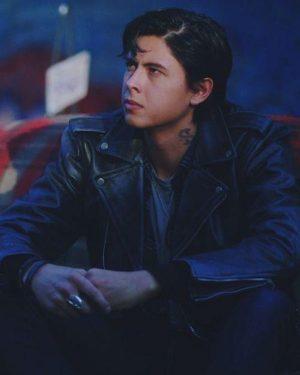 Jordan-Connor-Riverdale-Black-Leather-Jacket