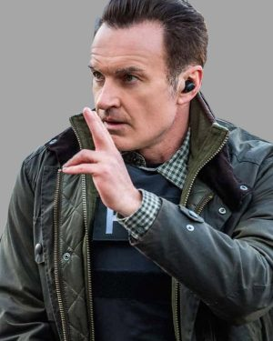 Agent Jess LaCroix FBI Most Wanted Julian McMahon Jacket