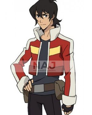 TV Series Voltron Legendary Defender Keith Leather Jacket