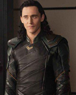 Tom Hiddleston Infinity War Cosplay Jacket