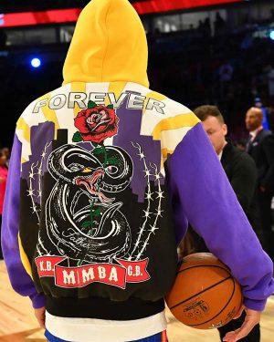 Devin Booker Los Angeles Multicolor Hoodie