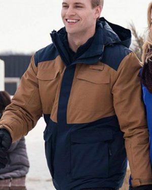 Amazing Winter Romance Marshall Williams Cotton Jacket
