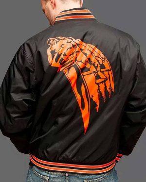 Men's Halloween 78 Black Bomber Jacket
