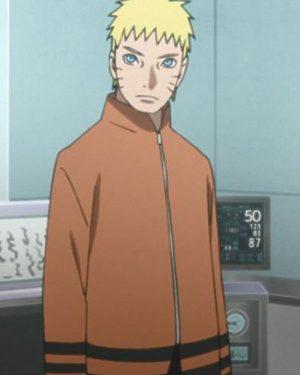Boruto Naruto Next Generation Hokage Jacket