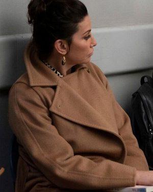 Dr Lauren Bloom New Amsterdam Trench Coat