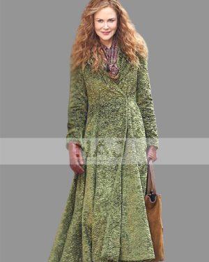 Nicole Kidman TV Series The Undoing Green Trench Coat
