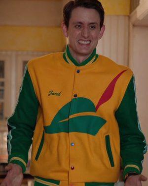 Silicon Valley Pied Piper Varsity Jacket