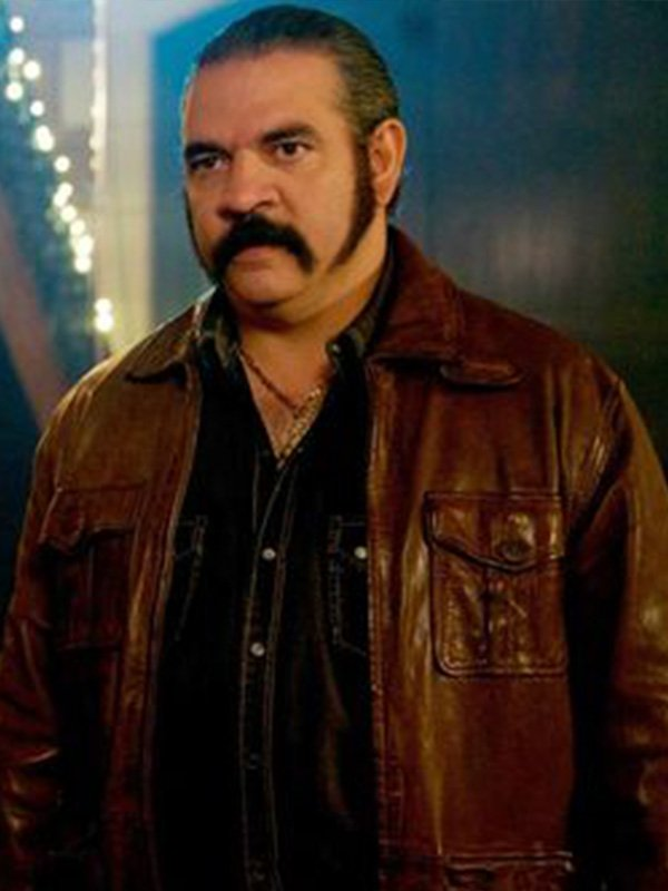 Queen-Of-the-South-Pote-Galvez-Brown-Leather-Jacket