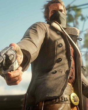 Video Game Red Dead Redemption Scout Jacket