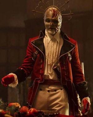 Roger Floyd TV Series Doom Patrol Season 02 Cotton Coat