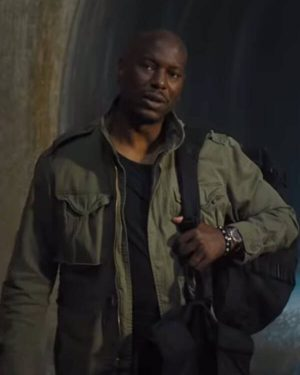 Fast And Furious 9 Tyrese Gibson Cotton Jacket