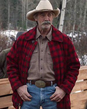 Jack Bartlett Heartland Red Plaid Jacket