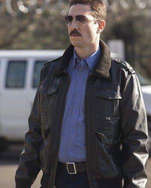 Pablo Schreiber Orange Is the New Black Leather Jacket