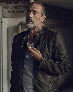 Jeffrey Dean Morgan The Walking Dead S09 Jacket