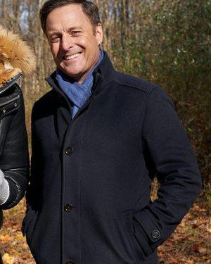 Chris Harrison The Bachelor Wool Jacket