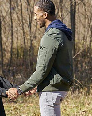 The Bachelor Season 25 Matt James Green Jacket