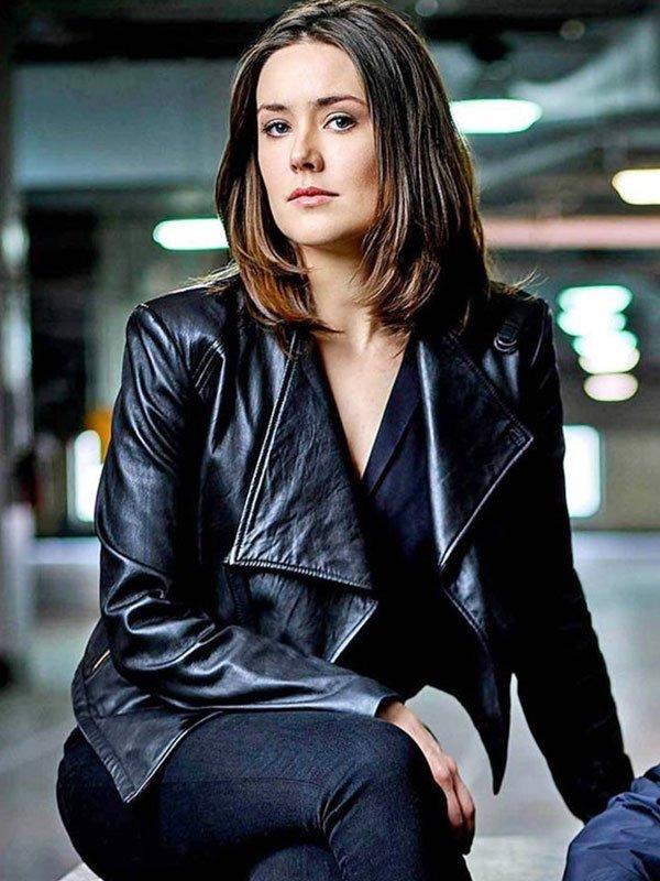 The-Blacklist-Elizabeth-Keen-Black-Leather-Jacket